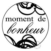 TAMPON MOMENT DE BONHEUR par Mauxane