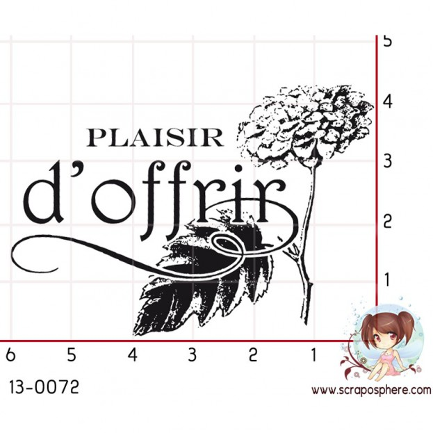 TAMPON PLAISIR D OFFRIR par Decopeaux