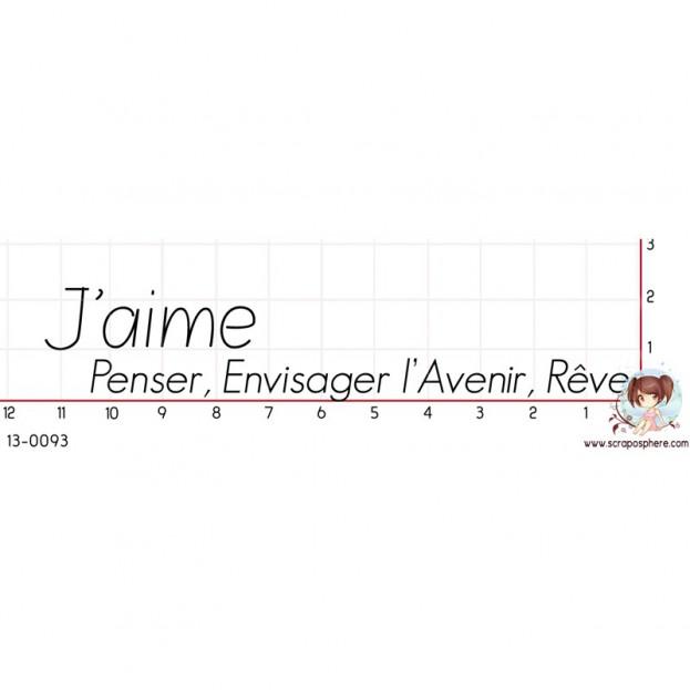 TAMPON J AIME ENVISAGER L AVENIR par F-rose