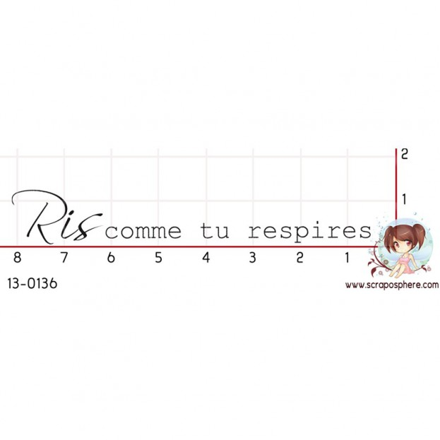 TAMPON RIS COMME TU RESPIRES par Mumuche