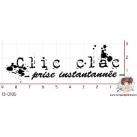 TAMPON CLIC CLAC par Choupyne