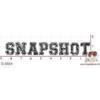 TAMPON SNAPSHOT par Laetitia67