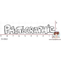 TAMPON PHOTOGRAPHIE par Ghis