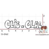 TAMPON CLIC CLAC par Ghis