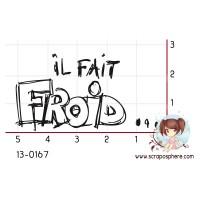 TAMPON IL FAIT FROID par Ghis