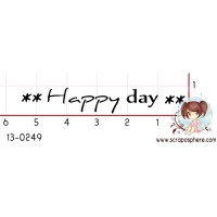 TAMPON HAPPY DAY par Choupyne