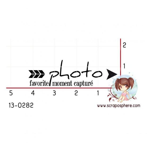 TAMPON PHOTO FAVORITE (petit) par Binka