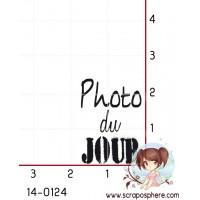 TAMPON PHOTO DU JOUR par Ln