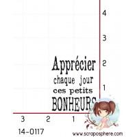 TAMPON APPRECIER CHAQUE JOUR par Ln