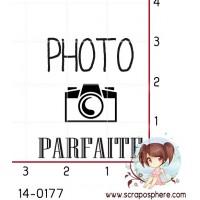 TAMPON PHOTO PARFAITE par Lily Fairy