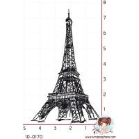 TAMPON TOUR EIFFEL PARIS