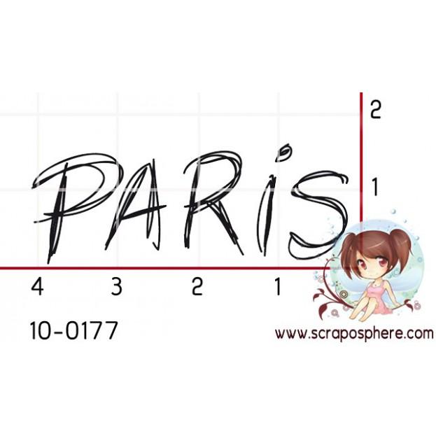 TAMPON PARIS par Lily Fairy