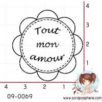 TAMPON TOUT MON AMOUR par Lily Fairy