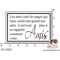 TAMPON DEFINITION AMIS par Lilyscrap