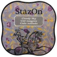 ENCRE STAZON MIDI CLOUDY SKY - CIEL NUAGEUX