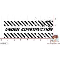 TAMPON UNDER CONSTRUCTION