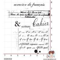 TAMPON FOND EXERCICE DE FRANCAIS
