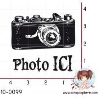TAMPON PHOTO ICI appareil par Lily Fairy