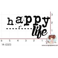 TAMPON HAPPY LIFE par Laetitia67