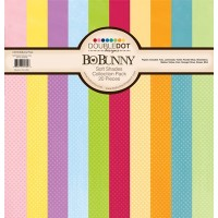COLLECTION PACK DOUBLE DOT SOFT SHADES BO BUNNY