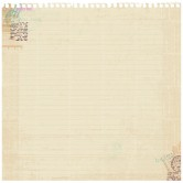 1 FEUILLE CARDSTOCK 30X30 TELEGRAPH ROAD COLLECTION