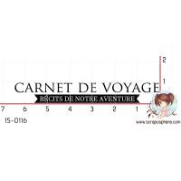 TAMPON CARNET DE VOYAGE par Mauxane