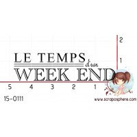 TAMPON LE TEMPS D UN WEEK END par Mauxane