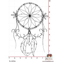 TAMPON DREAMCATCHER - ATTRAPE REVES par Tiphanie