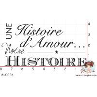 TAMPON UNE HISTOIRE D AMOUR par Magali