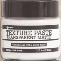 PATE A TEXTURE TRANSPARENTE MAT - RANGER INK