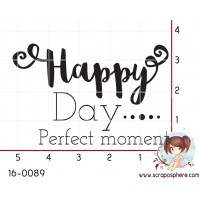TAMPON HAPPY DAY par Lily Fairy