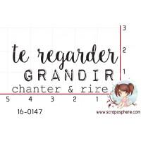 TAMPON TE REGARDER GRANDIR par Créarel