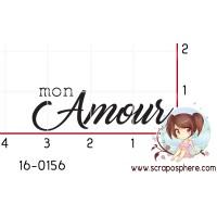 TAMPON MON AMOUR par Créarel