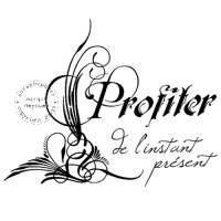 TAMPON PROFITER DE L INSTANT PRESENT par Lily Fairy