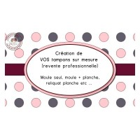 DIE DECOUPE TAMPON (petite) BRANCHE + TAMPON 16-0245