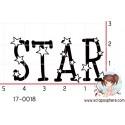 TAMPON STAR par Nad Mathieu