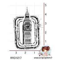 TAMPON CACHET BIG BEN LONDRES