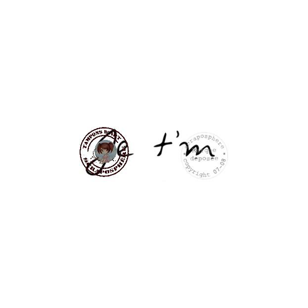 TAMPON JE T M par Lily Fairy