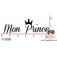 TAMPON MON PRINCE par Lily Fairy