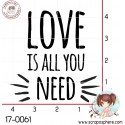 TAMPON LOVE IS ALL YOU NEED par Lily Fairy