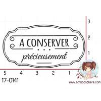 TAMPON A CONSERVER par Lily Fairy