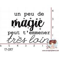 TAMPON UN PEU DE MAGIE par Nad Mathieu