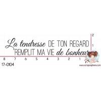 TAMPON LA TENDRESSE DE TON REGARD par Lily Fairy