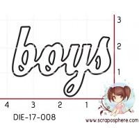 DIE SCRAPOSPHERE - BOYS