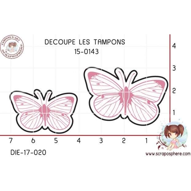 DIE 2 PAPILLONS