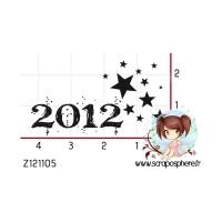 TAMPON 2012 AUX ETOILES par Choupyne
