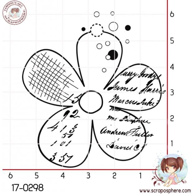 TAMPON FLEUR CLEAN par Lily Fairy