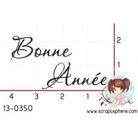 TAMPON BONNE ANNEE par lily fairy