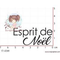 TAMPON ESPRIT DE NOEL par Lily Fairy