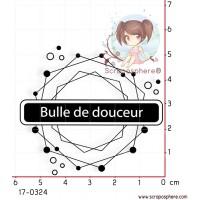 TAMPON BULLE DE DOUCEUR par Lily Fairy
